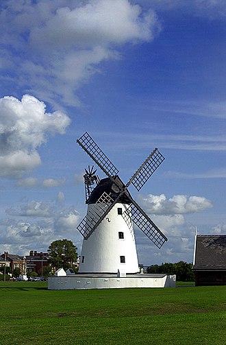 Lytham St Annes - Image: Lytham windmill