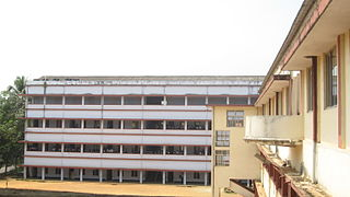 Mar Athanasius Memorial Higher Secondary School, Puthencruz school in Kochi, Kerala, India