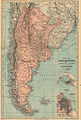 MAP OF ARGENTINA AND ADJOINING STATES-UK-1900s-PG-40069.jpg