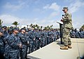 MCPON meets with Sailors during a visit to Naval Air Station Key West. (26059890602).jpg