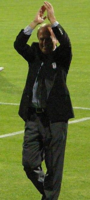 Mustafa Denizli - Denizli as manager of Beşiktaş