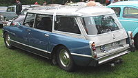 1972 Citroën DS Break