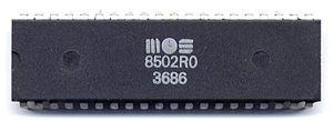 MOS Technology 8502 - MOS 8502 Microprocessor