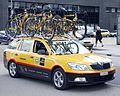 MTN Qhubeka team car.jpg