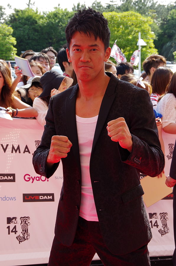 ファイル:MTV VMAJ 2014 017 武井壮.jpg
