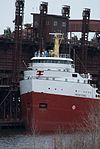 MV Frontenac Loads At Ore Dock in Duluth.jpg
