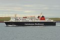 MV Isle of Lewis Approaching Stornoway, 13 July 2014.jpg