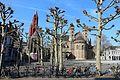 Maastricht, basilica di san servazio, esterno 01.jpg