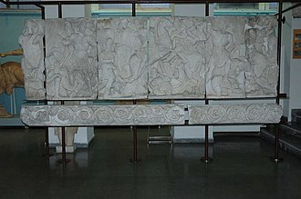 Museum of Plaster Casts (Thessaloniki) - Image: Macedonian Museums 98 Plaster Casts Thess 442