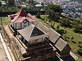 Madagascar Rova Antananarivo all royal tombs.JPG