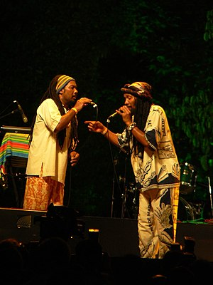 Rainforest World Music Festival - Madagascar band performing during RWMF 2006