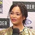 Madeleine Mantock at Comic-Con 2018 (cropped).jpg