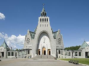 Notre-Dame-du-Cap Basilica - Image: Madeline Du Cap
