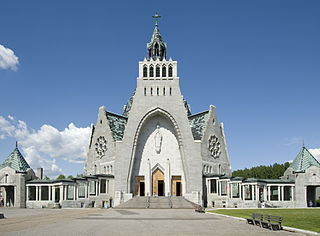 Church in Quebec, Canada