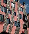 Magdeburg-Hundertwasserhaus Grüne Zitadelle 03.jpg