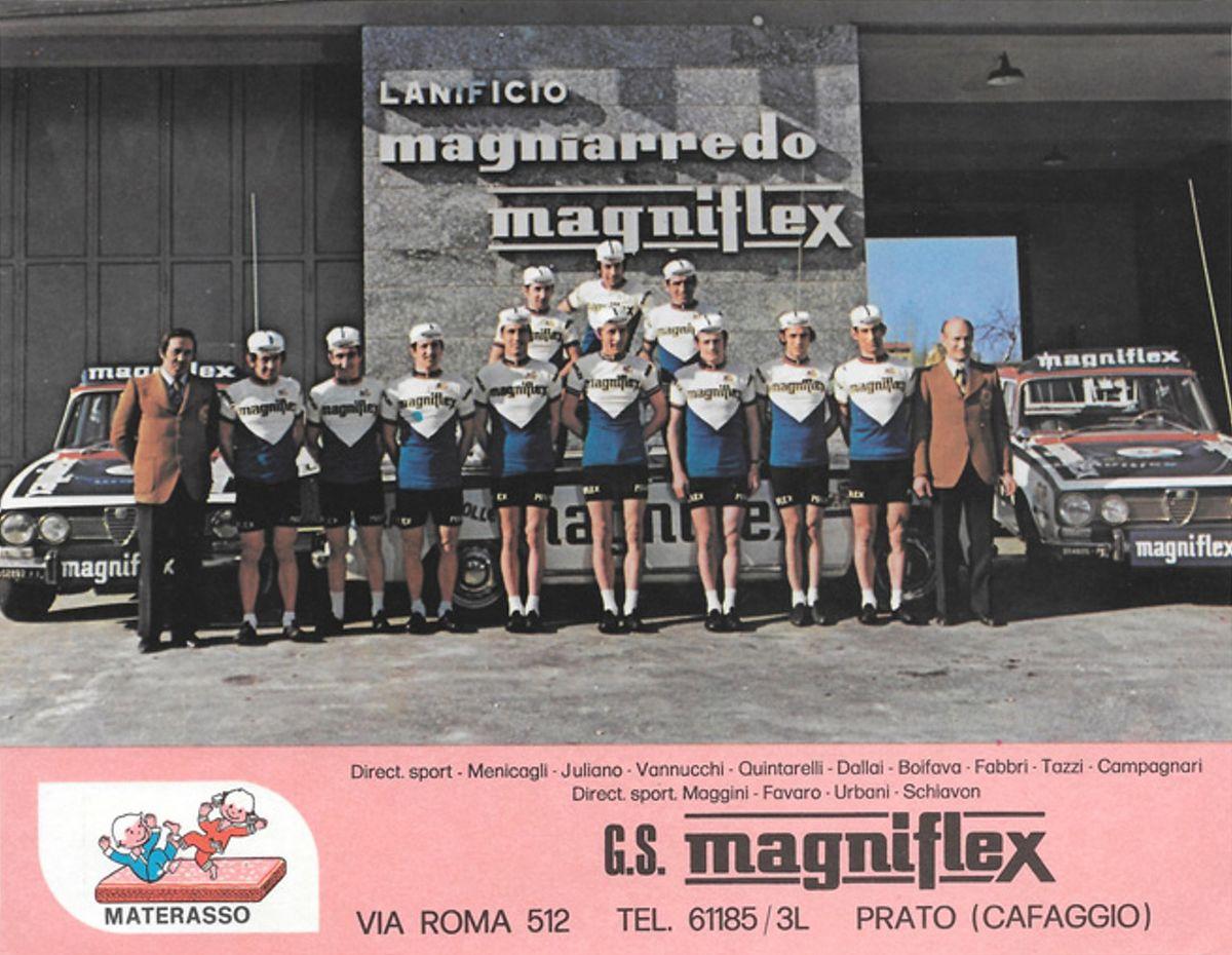 Olmo Materassi.Magniflex Cycling Team Wikipedia