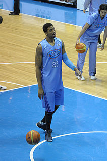 Magnum Rolle Bahamian basketball player (born 1986)
