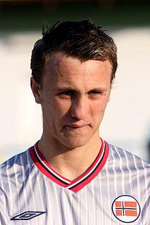 Magnus Wolff Eikrem Norwegian ex professional footballer
