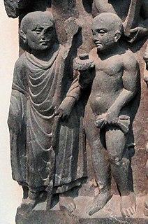 Mahākāśyapa Disciple of Gautama Buddha