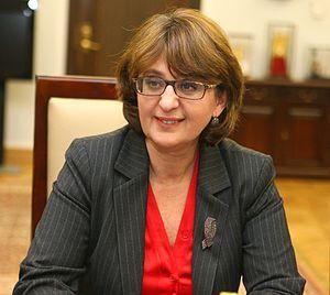 Maia Panjikidze - Image: Maia Panjikidze 01 Senate of Poland