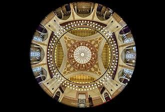 Al Fateh Grand Mosque - Image: Main Prayer Hall