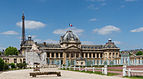 Main building Ecole Militaire from inside Paris.jpg