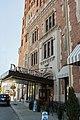 Main entrance - Tudor Arms Hotel.jpg