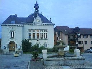 Chapareillan Commune in Auvergne-Rhône-Alpes, France
