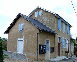 Samsons-Lion Commune in Nouvelle-Aquitaine, France