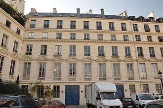 René de Chambrun - 6 bis, Place du Palais-Bourbon.
