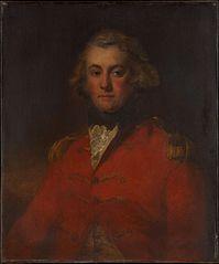 Major Thomas Pechell (1753–1826)