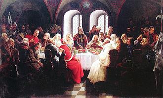 Congress of Lutsk - Image: Makevichus Vytaut Lutsk