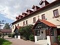 Malopolska powiat krakowski gmina Zabierzow Radwanowice dwor 02 A493 M.JPG