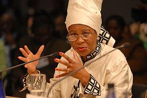 Mamphela Ramphele - Image: Mamphela Ramphele