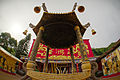 Man Fat Tsz (Ten Thousand Buddhas Monastery), incense burner, Sha Tin (Hong Kong).jpg
