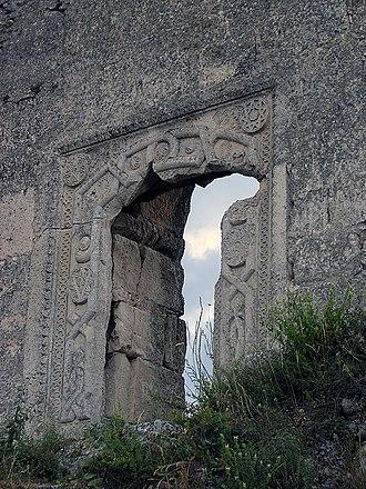 Mangup - Ruins of citadel