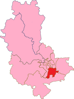 Rhônes 14th constituency Constituency of the French Fifth Republic