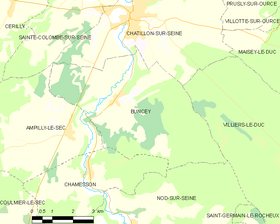 Map commune FR insee code 21115.png