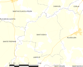 Map commune FR insee code 22334.png