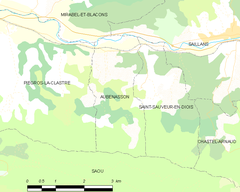 Map commune FR insee code 26015.png