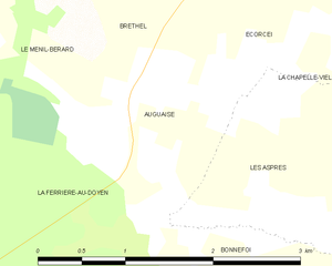 Map commune FR insee code 61012.png