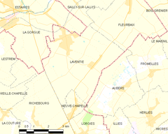 Map commune FR insee code 62491.png