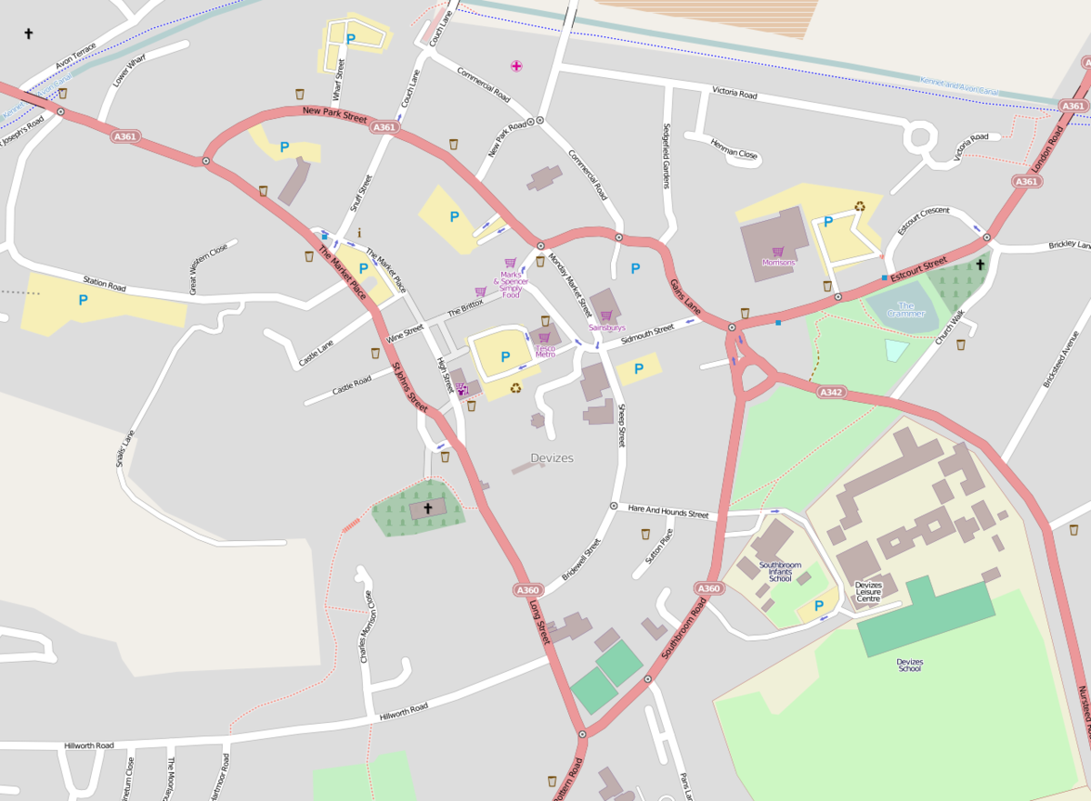 M4 Service Stations >> Devizes – Travel guide at Wikivoyage