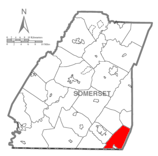Southampton Township, Somerset County, Pennsylvania Township in Pennsylvania, United States