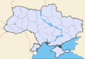 Map of Ukraine political simple city Halych.PNG