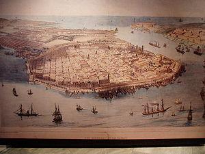 Mapa de La Habana Vieja