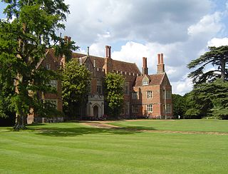 Mapledurham House an Elizabethan stately home located in the civil parish of Mapledurham in the English county of Oxfordshire