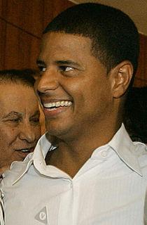 Marcelinho Carioca Brazilian footballer