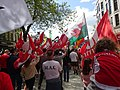 March for Welsh Independence arranged by AUOB Cymru First national march; Wales, Europe 31.jpg