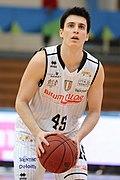 Marco Spanghero - Aquila Basket Trento 2012.JPG